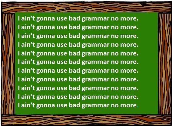 When Bad Legal PR Grammar Ain't a Bad Thing