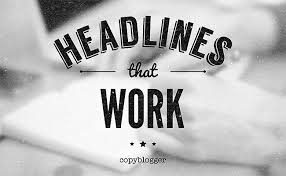 How to Write a Headline That Captures A Reader's Attention